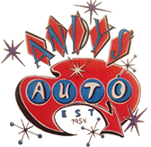 Andy's Auto Repair, Inc., Logo